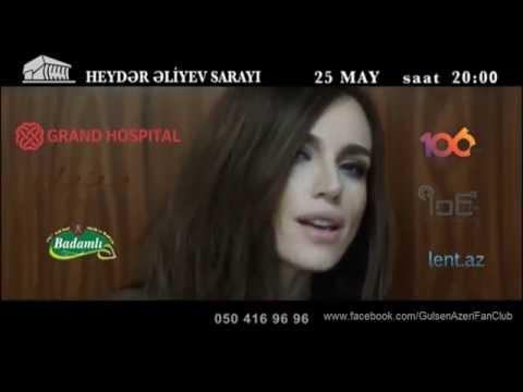 Gülşen 25 Mayda Baki - Heyder Eliyev...