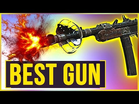 Fallout 4: How to Get the Best Gun in Far Harbor Location (Far Harbor Unique Weapon Locations)