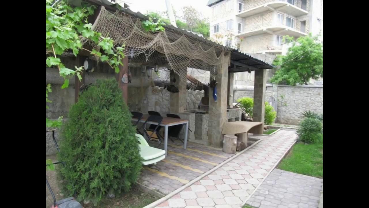 Крым частный сектор, Коттедж в частном секторе в Отрадном, на Лазурной, цены на жилье в Ялте