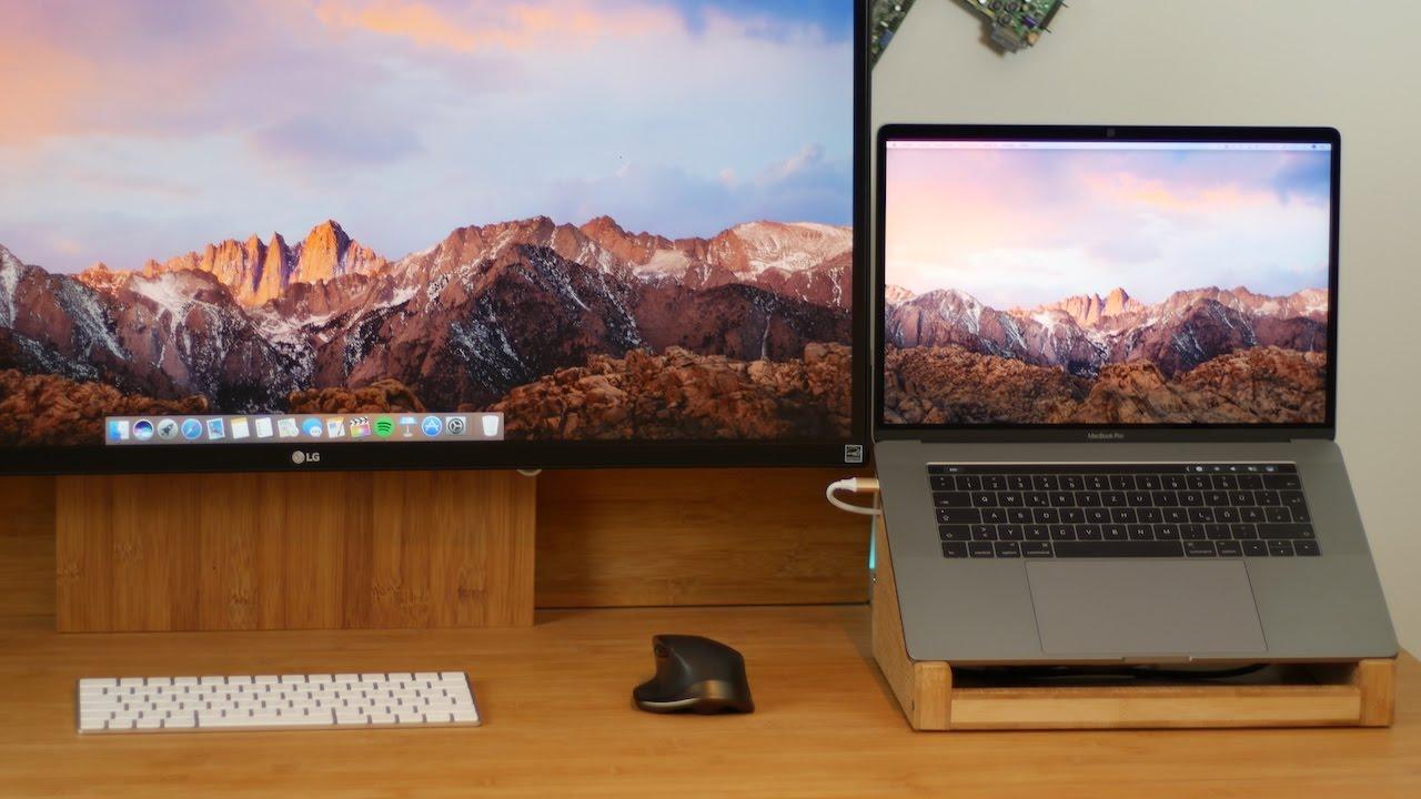 laptop ständer/halterung selber bauen 2.0-ruben orfeo 4k - youtube