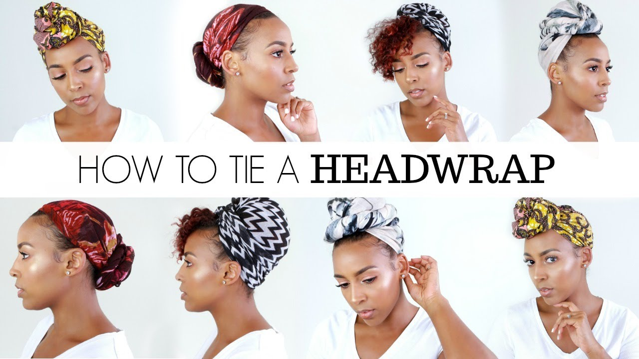 Headwrap Turban Tutorial - YouTube 3f3bdfcc544