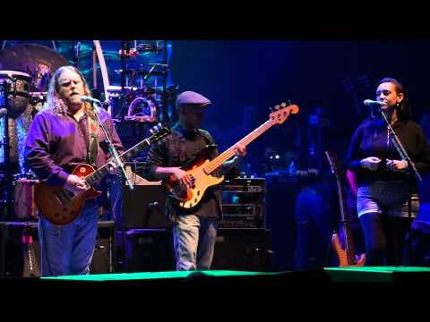 Allman Brothers Band, Soulshine, Beacon Theatre, 3-25-12