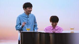 「キリン 生茶」の新CM『ピアノ篇』が5日より全国で放送開始。CMでは、...