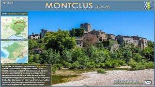 Montclus - Gard (30)