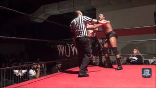 (Free Match) Alex Mason vs Darius Carter