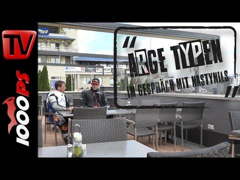 19 Titel - 40 Knochenbrüche - Arge Typen im Gespräch - Erwin Machtlinger bei NastyNils