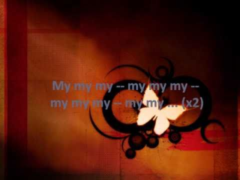 Birdy - Skinny Love with Lyrics on screen
