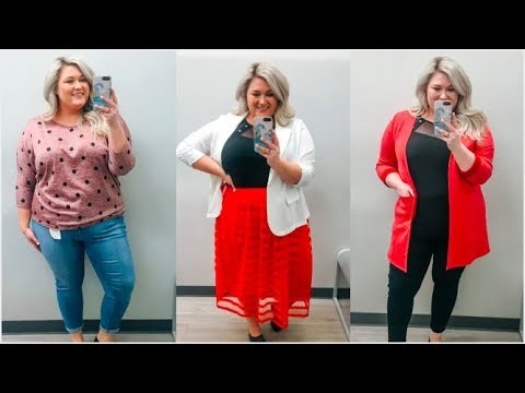 THIS QUICKLY TURNED INTO A VALENTINE'S DAY TRY-ON ❤️ | *BURLINGTON* HAUL | Taren Denise. http://bit.ly/2GPkyb3