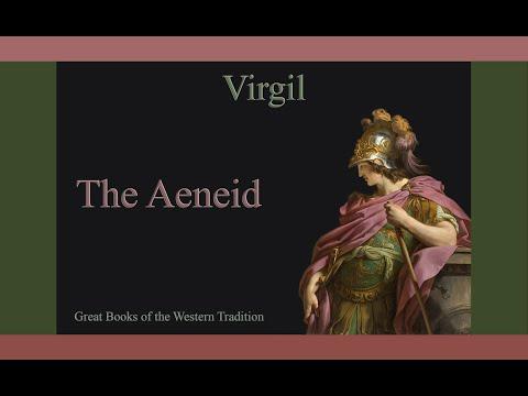 Virgil - The Aeneid - Book 1