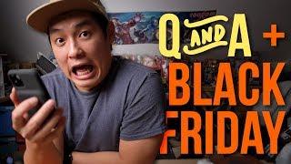 Black Friday/cyber Monday Deals + Q&a - 2019
