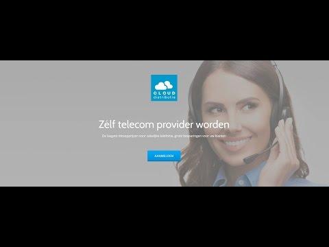 Gratis Webinar word telecom provider