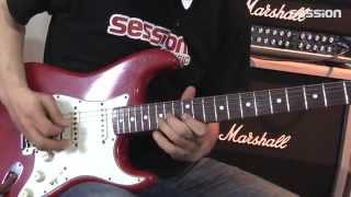 Fender Custom Shop 1965 Stratocaster EVH HSS Relic ADR