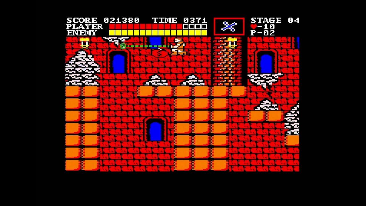 commodore 64 crypt castlevania youtube