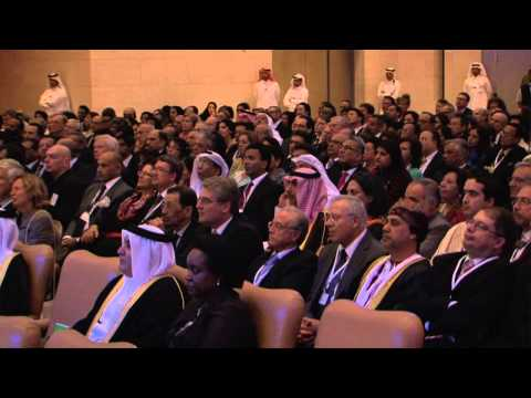 2010 Aga Khan Award for Architecture ceremony in Doha, Qatar