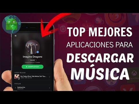 ►TOP MEJORES [APPS] DE MÚSICA - DESCARGAR MÚSICA EN ANDROID GRATIS! 2018