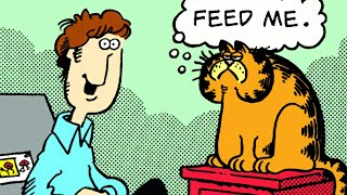 How Garfield Lost His Magic