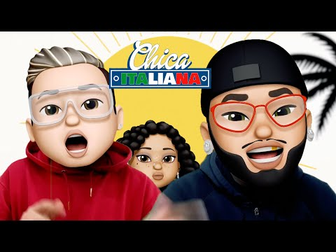 ANDY Feat Vincenzo Bles - Chica Italiana (Prod MrBACON)