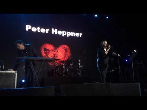 Peter Heppner - Leben... I Feel You / Live in Saint-Petersburg, Russia / 27.04.2017