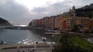 Mare del Golfo dei poeti- Porto Venere (Lerici) Liguria