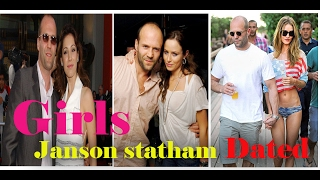 5 Girls Jason Statham Has Dated