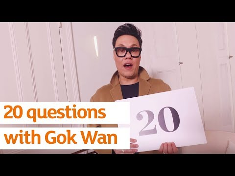 Gok at sainsburys 2016