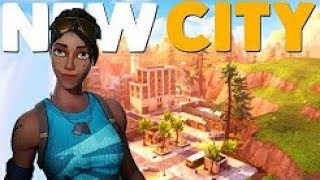 NEW CITY UPDATE COMING AND LEAKED VEHICLES + GOLDEN GUN + MORE | FORTNITE BATTLE ROYALE!