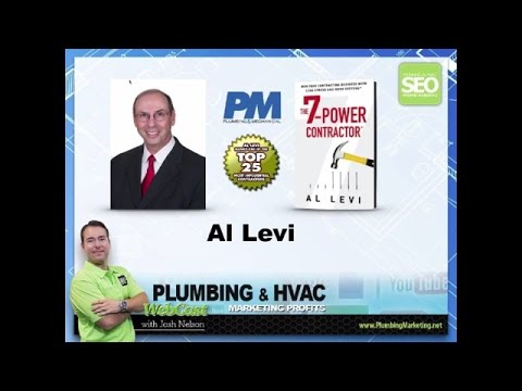 Interview with Al Levi - Plumbing & HVAC Marketing Profits Podcast