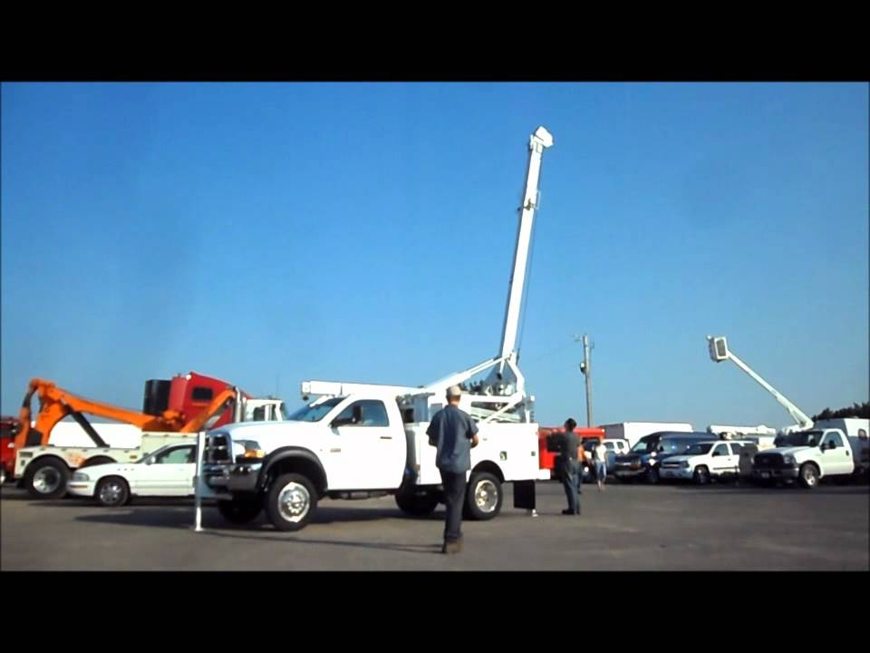Ram 5500 For Sale >> 2011 Dodge Ram 5500 Pulstar P10000 Pump Hoist For Sale by CarCo Truck Sales - YouTube