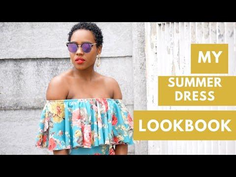 Summer Dress Lookbook|Queenteshna