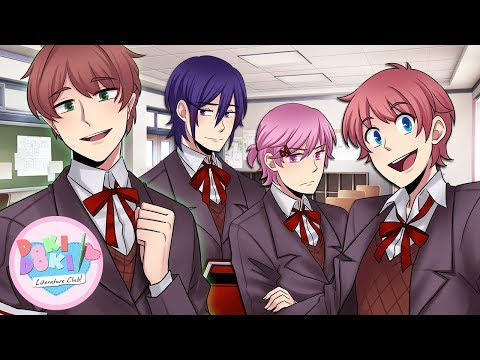 【DDLC ★ BOYS】 Doki Doki Forever Cover by Philsterman10