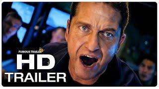 HUNTER KILLER Official Trailer (NEW 2018) Thriller Movie HD