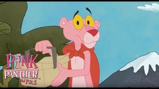 The Pink Panther Fairy Tale Chronicles | 35 Minute Compilation | Pink Panther & Pals