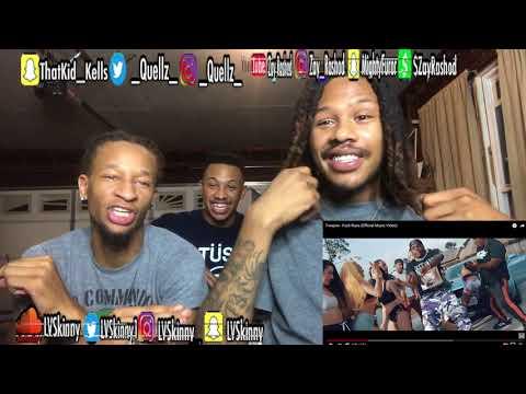 T-wayne - Fuck Russ (Reaction Video)