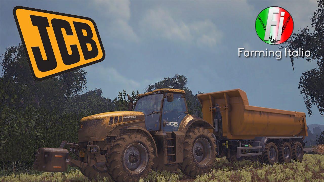 farming simulator 2015 jcb dlc video teaser youtube. Black Bedroom Furniture Sets. Home Design Ideas