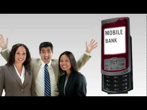 Mobile Banking Personal Finance Video Definition