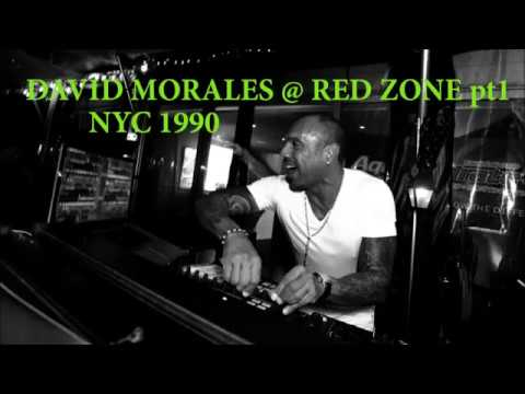 David Morales live at Red Zone part 1 1990