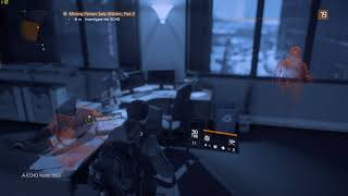 Tom Clancy's The Division GTX 1080 Ti Framerate Test [1440p@Ultra]