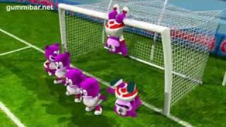 OSITO GOMINOLA español: A jugar ¡Chile...