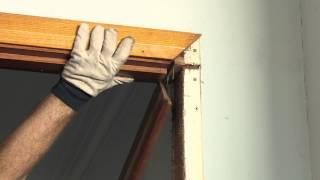 How To Fix A Door Jamb - DIY At Bunnings