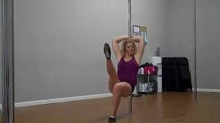 Midwest Pole Dance Competition -- Jill Olig -- Rookie Division