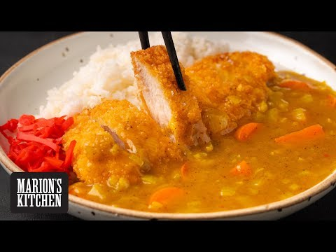 How To Make Japanese Katsu Curry At Home - Marion's Kitchen