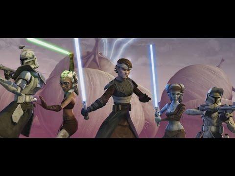 Star Wars: The Clone Wars [Fan Trailer]