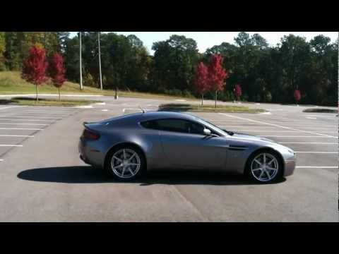 Aston Martin Vantage YouTube - 2006 aston martin vantage