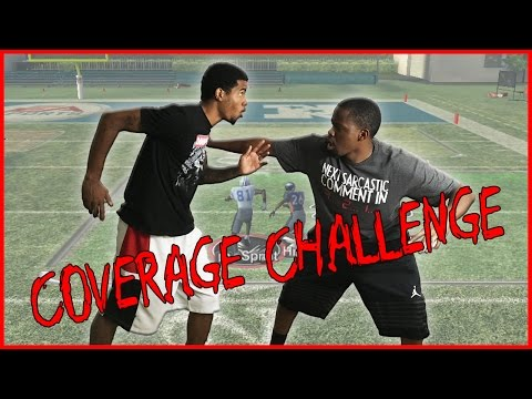 Madden 2009 Mini Game l Coverage Challenge Gameplay  WHAT DID HE JUST SAY?!