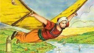 Osmanlının İlk Uçan İnsanı Hezarfen Ahmet Çelebi