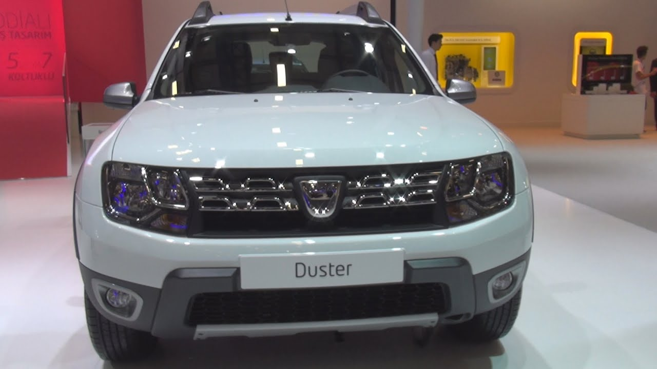 dacia duster laureate 1 5 dci 4x2 2015 exterior and interior in 3d youtube. Black Bedroom Furniture Sets. Home Design Ideas