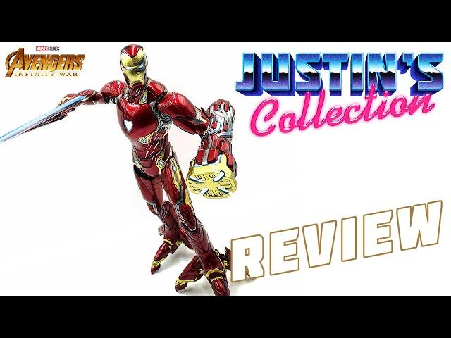 Hot Toys Iron Man MK50 Accessory Set Avengers Infinity War Review
