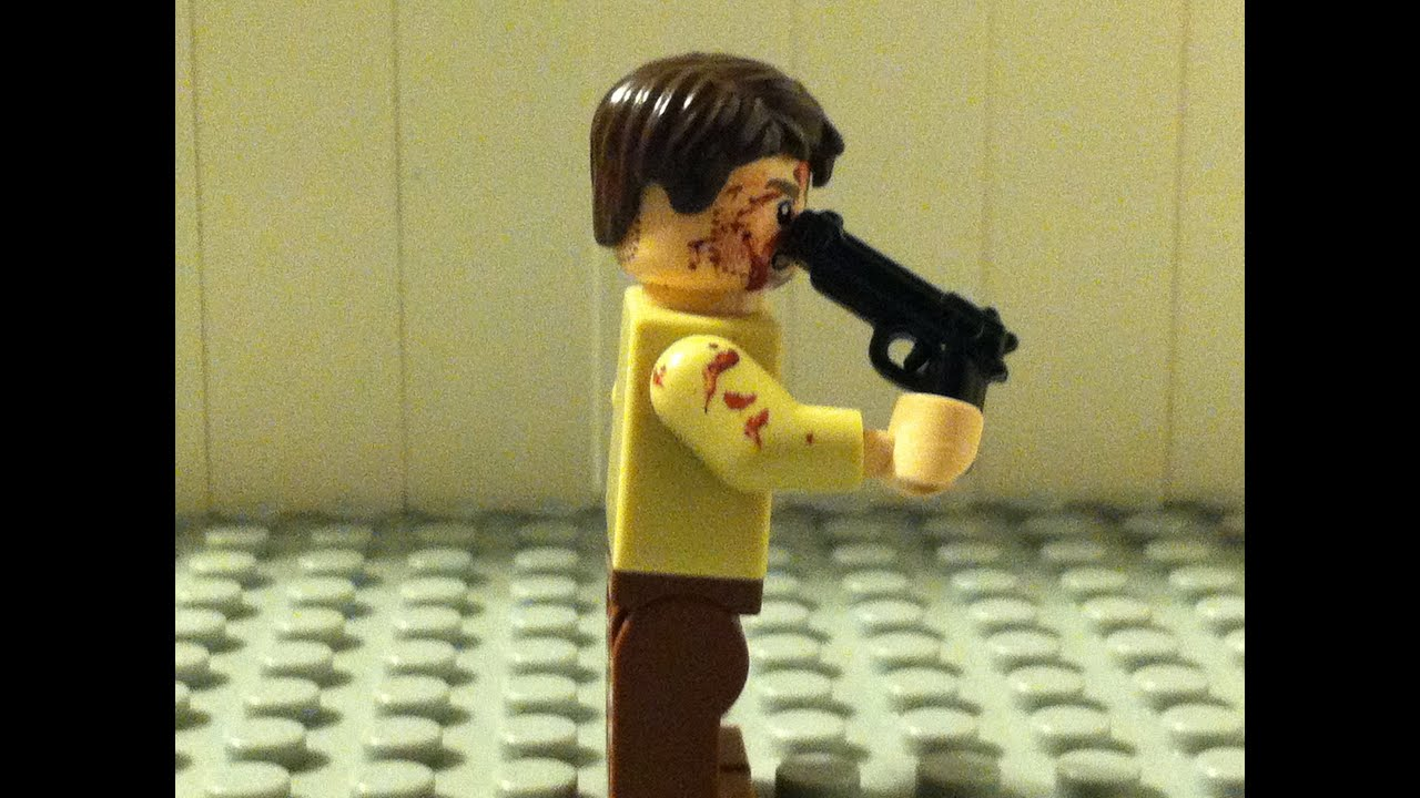 Walking dead lego daryl the walking - Walking Dead Lego Daryl The Walking 29