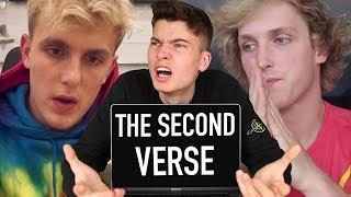 The Second Verse... Jake Paul vs Logan Paul Diss Tracks (TWOTI)