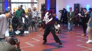 DC VORTEX vs NIKE SA MERE QUALIFICATION CERCLE UNDERGROUND HIP HOP 2016